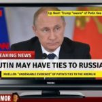 putin may have ties to russia