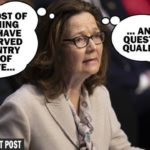 gina haspel director of CIA don't question my qualifications