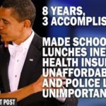 8 years 3 accomplishments obama meme