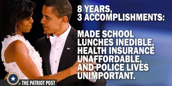 8 years 3 accomplishments obama meme