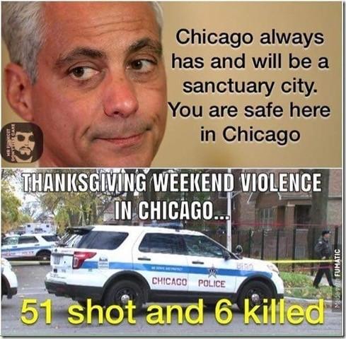chicago sanctuary city rahm emmanuel