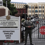 california state prison separating families since
