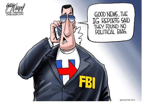 no political bias hillary campaign