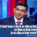 dinseh d'souza trump nazis obama terrorists