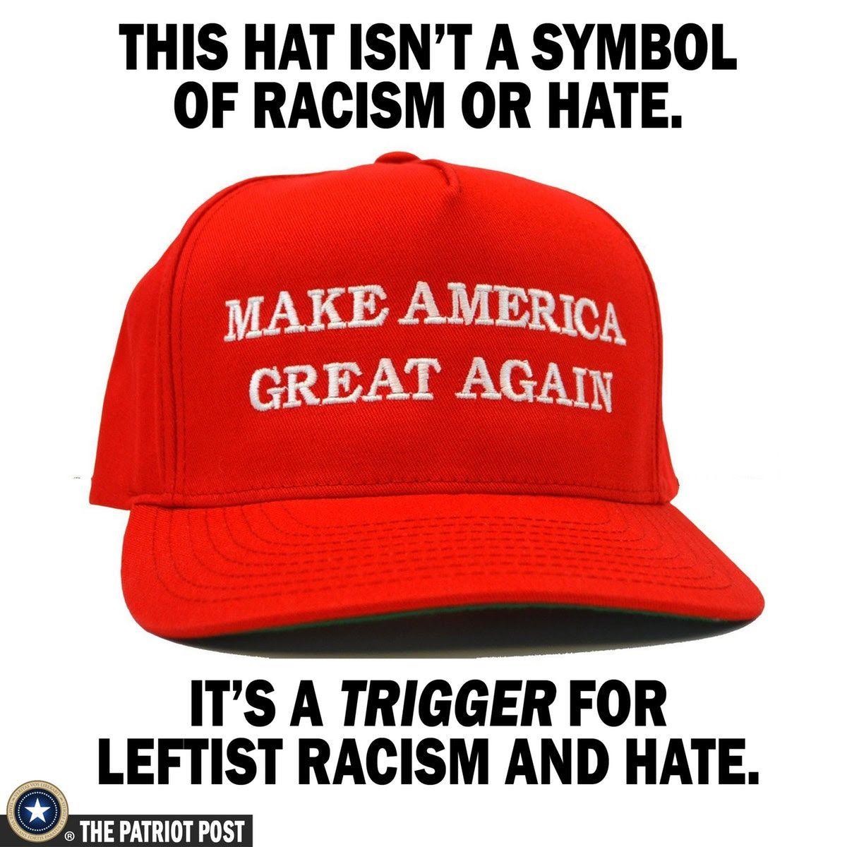MAGA liberals leftist