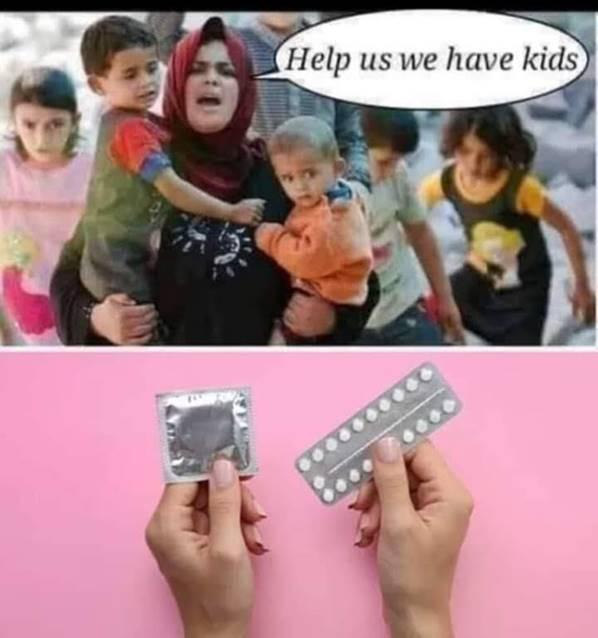 illegal immigration contraception