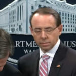 rosenstein voter fraud DOJ