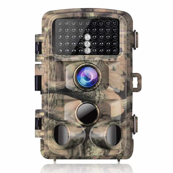 campark night vision motion activated game camera