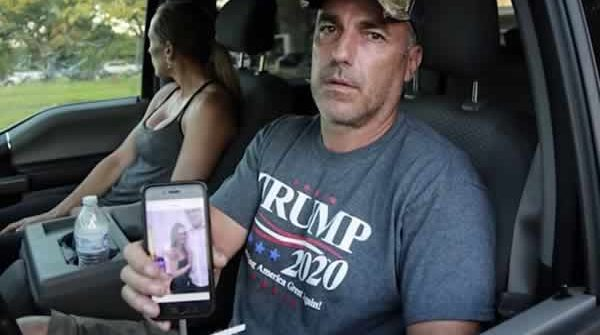 parkland student's father harassed over trump tshirt