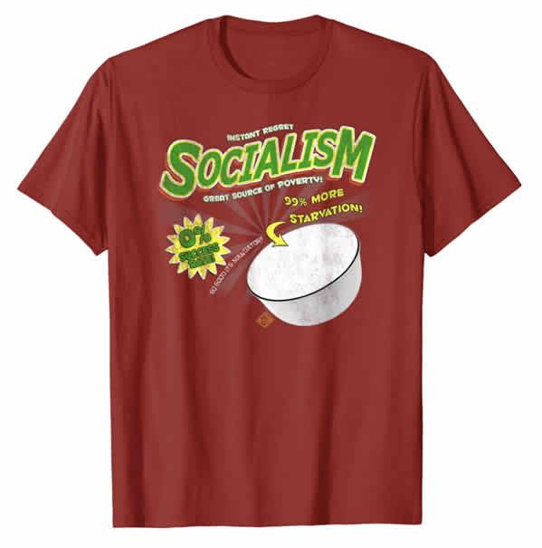 funny socialism t-shirt