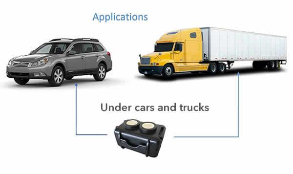 hidden vehicle gps tracker neodymium magnets