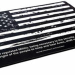 patriotic gun cleaning mat 2nd amendment
