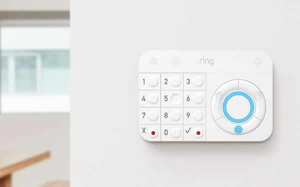ring home security system