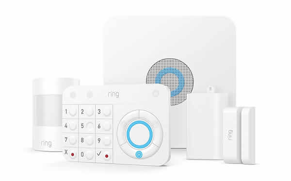 secure your home from intruders ring home security system