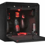 handgun safe 5 gun capacity