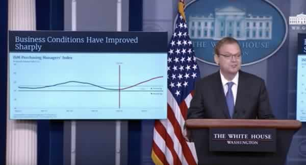 trump economy good obama economy bad