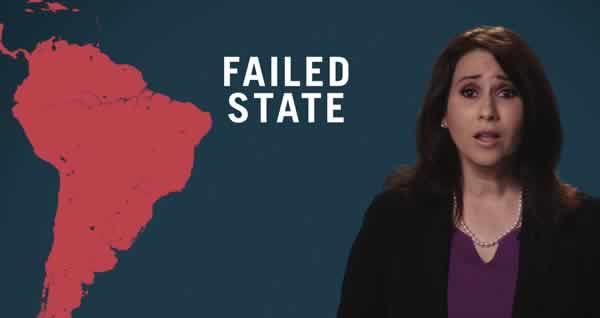 venezuela is a failed state due to socialism