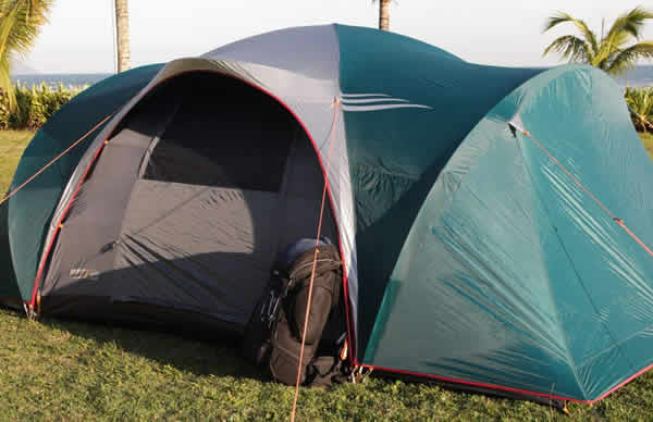 NTK Laredo GT 8-9 person tent