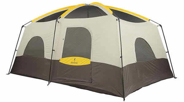 browning big horn 2 room tent