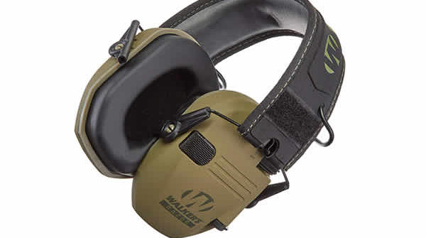 walker's hearing protection hunting shooting earmuffs
