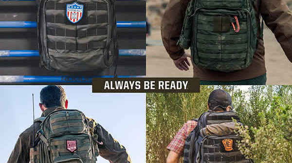 rush72 military backpack bugout bag molle pack