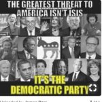 the greatest threat to america isn't isis it's the democratic party