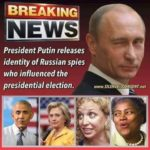 putin releases identity of russian spies
