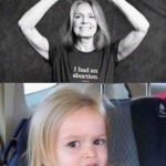 gloria steinem I had an abortion tshirt