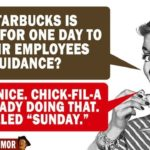 starbucks vs. chick-fil-a