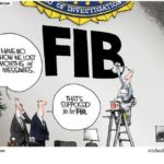 fbi fib political cartoon