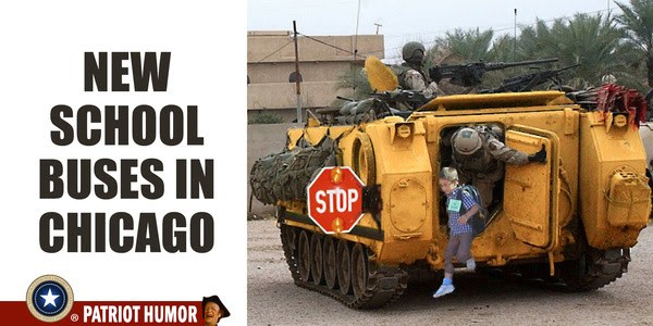 chicago school bus tank meme