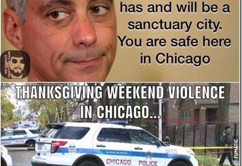 chicago sanctuary city rahm emmanuel