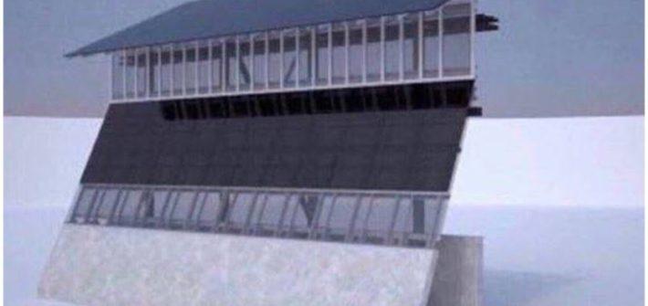 donald trump solar border wall liberals confused