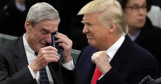 poll: americans getting tired of mueller probe