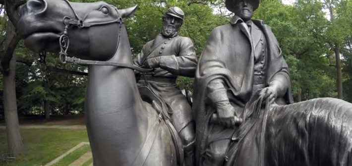 baltimore free at last mayor removes confederate statues