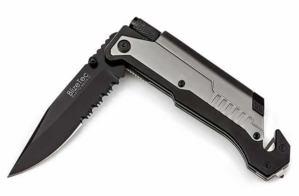 blizetec survival knife