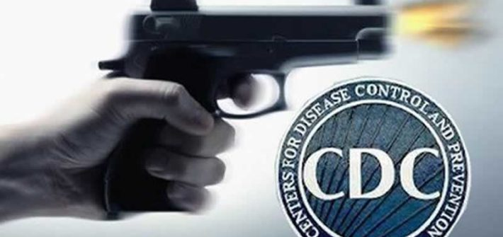 CDC gun violence study hidden for 2 decades