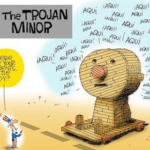 the trojan minor illegal immigration