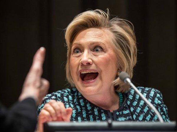 Hillary Clinton bad photo
