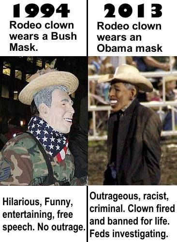 george bush barack obama