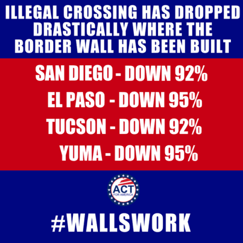 border wall security