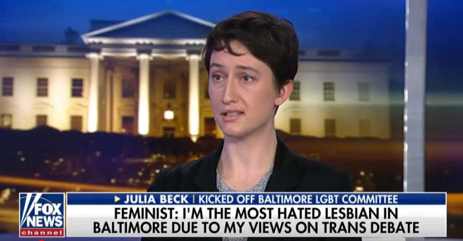 LGBT Julia Beck
