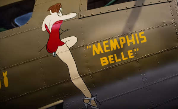 WWII B-17F