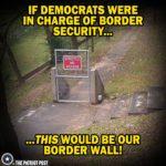 democrats border security wall