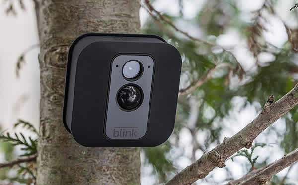 blink outdoor security camera system