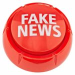 trump fake news button ultimate gag gift for republicans
