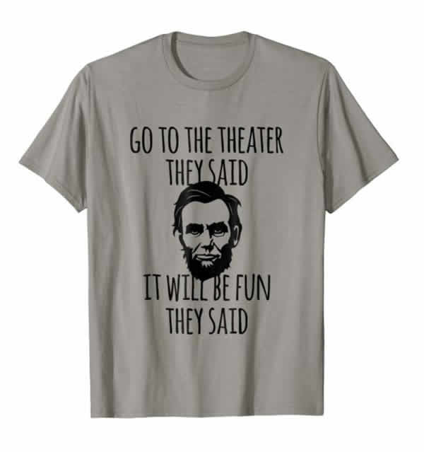 funny abraham lincoln tshirt funny history tshirt gifts for teachers