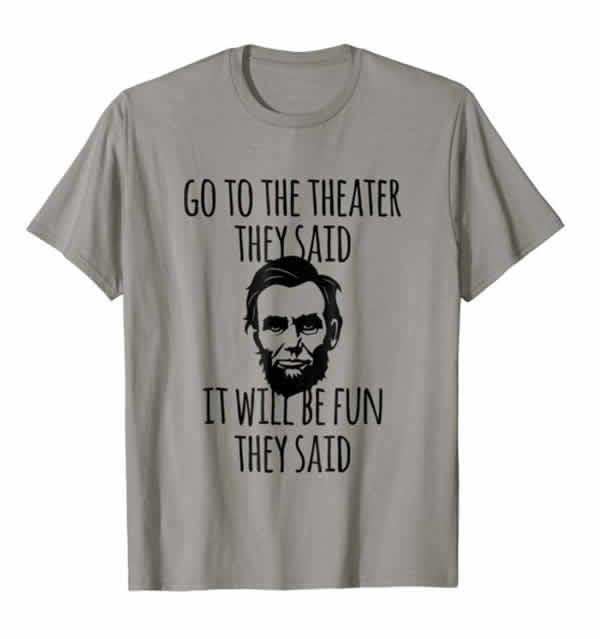 funny abraham lincoln tshirt funny history tshirt gifts for teachers