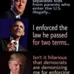 bill clinton obama trump