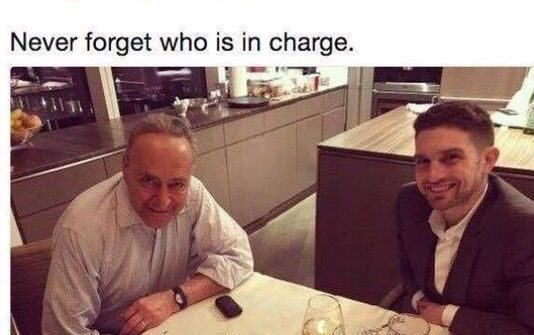 schumer real boss